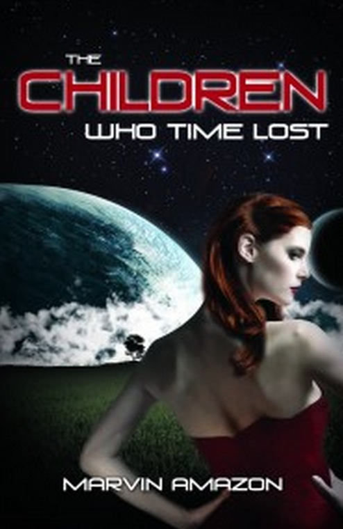 New Book, 'The Children Who Time Lost' Mixes Science Fiction, Time Travel, Dystopia and Steam Punk