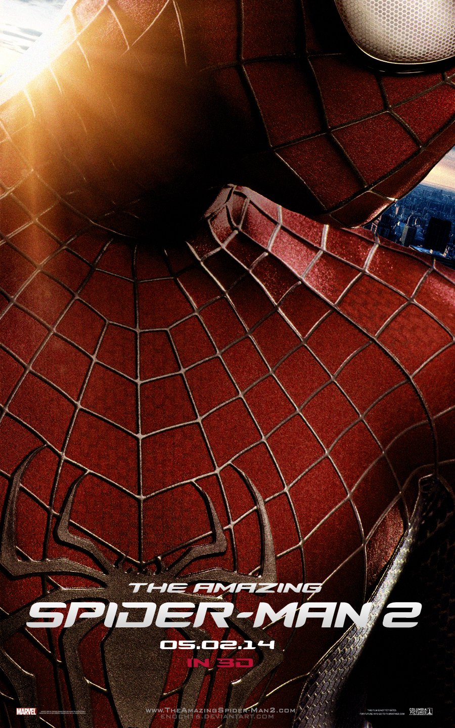 Sony Pictures to Launch AMAZING SPIDER-MAN 2 Trailer Worldwide Today