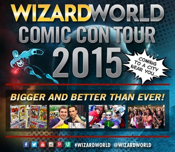 Matt Smith, Stan Lee, William Shatner & More to Headline Celebrity Guests at Wizard World Chicago Comic Con