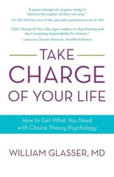 William Glasser's 'Take Charge of Your Life' Featured at 2014 London Book Fair, Beg. Today