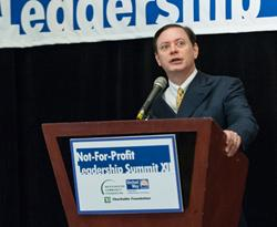 Pulitzer Finalist and Author Andrew Solomon Presents Leadership Summit XII