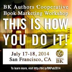 Berrett-Koehler Authors Host Marketing Workshop Today