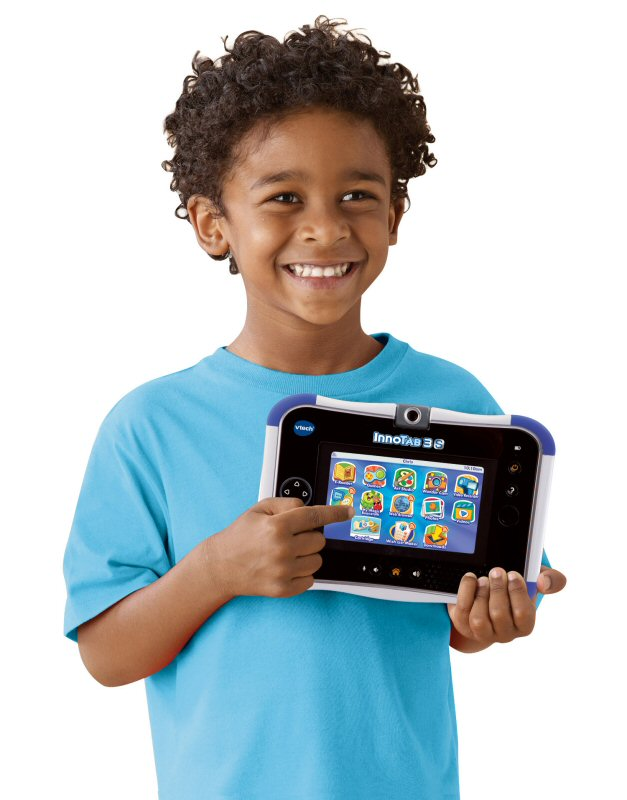 VTech Announces InnoTab 3S: 2nd Generation Wi-Fi Enabled Children's Learning Tablet for Just $109.99
