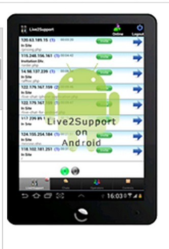 Live2Support Introduces Enterprise-Ready Live Chat App for Android