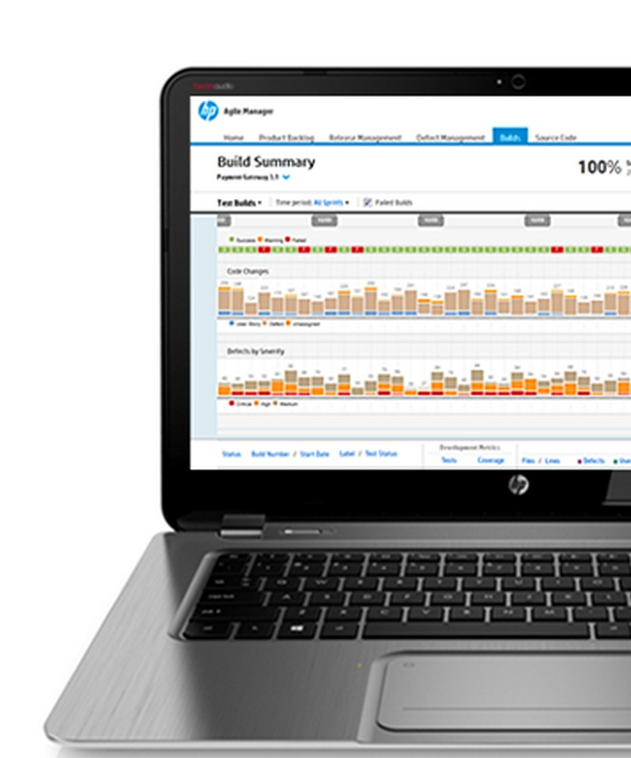 HP Accelerates Enterprise Agility Across Application Life Cycle With New SaaS Solutions