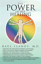 New Book Reveals 'The Power of Self Healing'