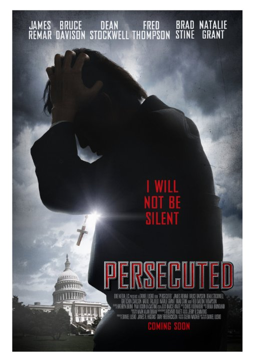 Political Thriller PERSECUTED Opens In Theaters Today