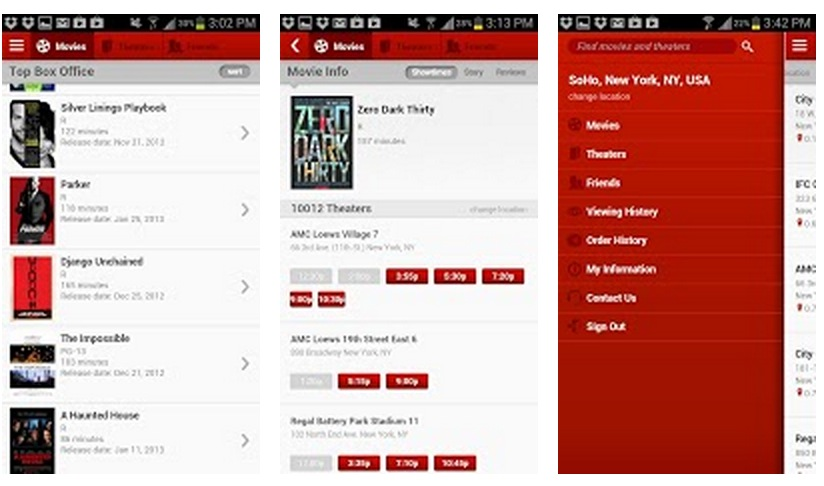 MoviePass App Hits Android with $30/Month Theater Subscriptions
