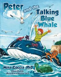 Mina Coccia Releases New Book About a Wise Whale