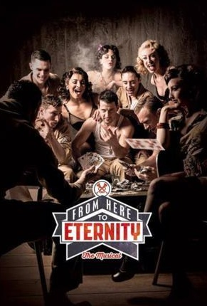 Tim Rice's West End Production of FROM HERE TO ETERNITY to Hit U.S. Theaters This Fall