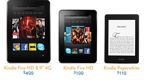 New Report Says Amazon Can Achieve 20% Profit on Kindle Fire with $3 App Margin