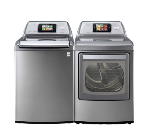 LG Unveils Asthma and Allergy Friendly Steam Washer