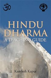 Kamlesh Kapur Shares Guidebook in Teaching Hindu Dharma
