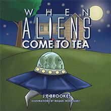 New Picture Book About Aliens is Released