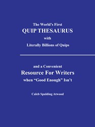 The World's First Quip Thesaurus is Released