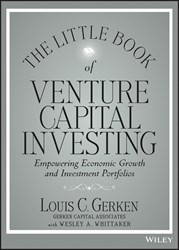 Wiley Releases Lou Gerken's 'The Little Book of Venture Capital Investing'