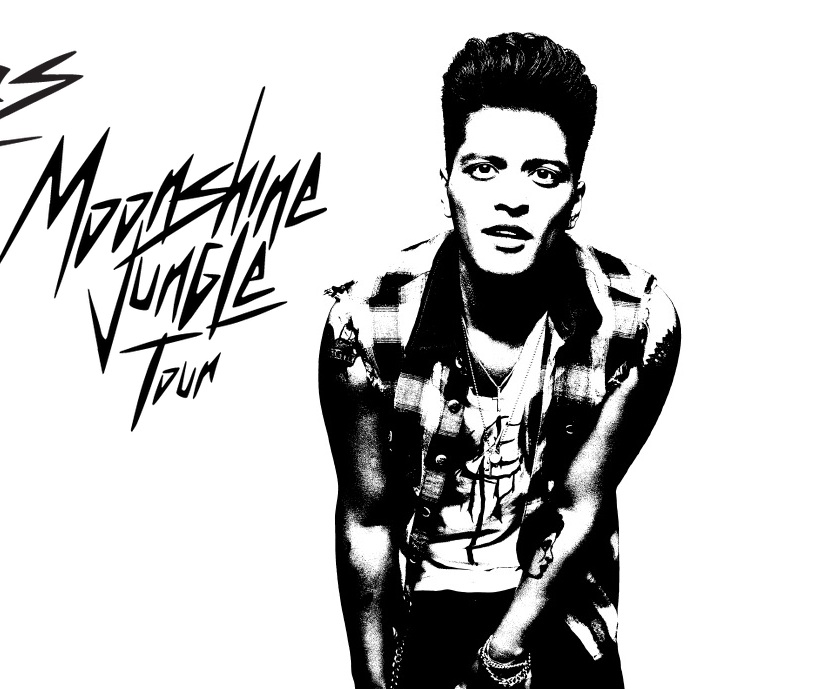 Aloe Blacc & More to Join Bruno Mars' 'Moonshine Jungle World Tour'