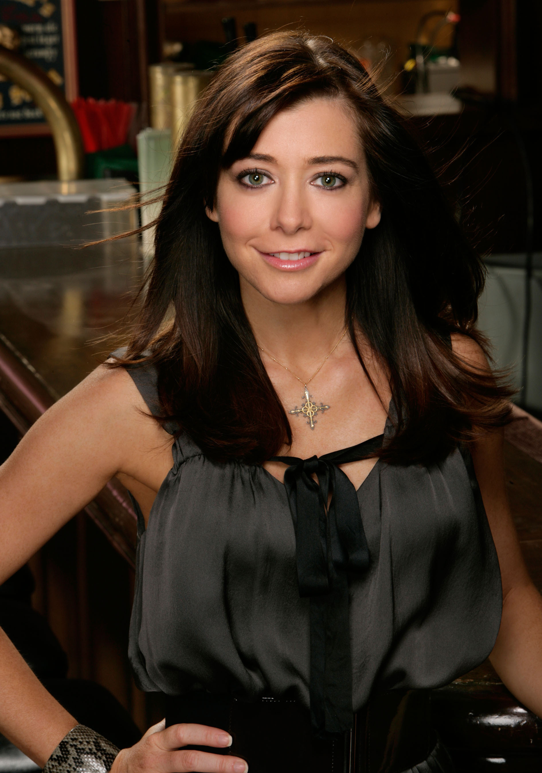 HIMYM'S Alyson Hannigan is New Face of PANDORA Jewelry