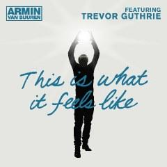 Armin van Buuren ft. Trevor Guthrie 'This Is What It Feels Like' Becomes U.S. Gold Record