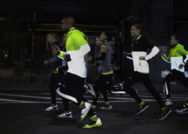 Nike+ Community Pledges to Make Every Move Count More, 12/21