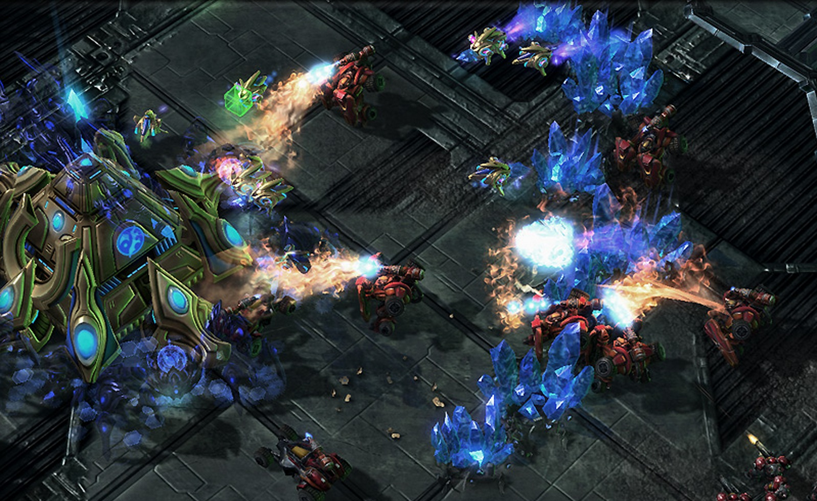 zerg rush tool download