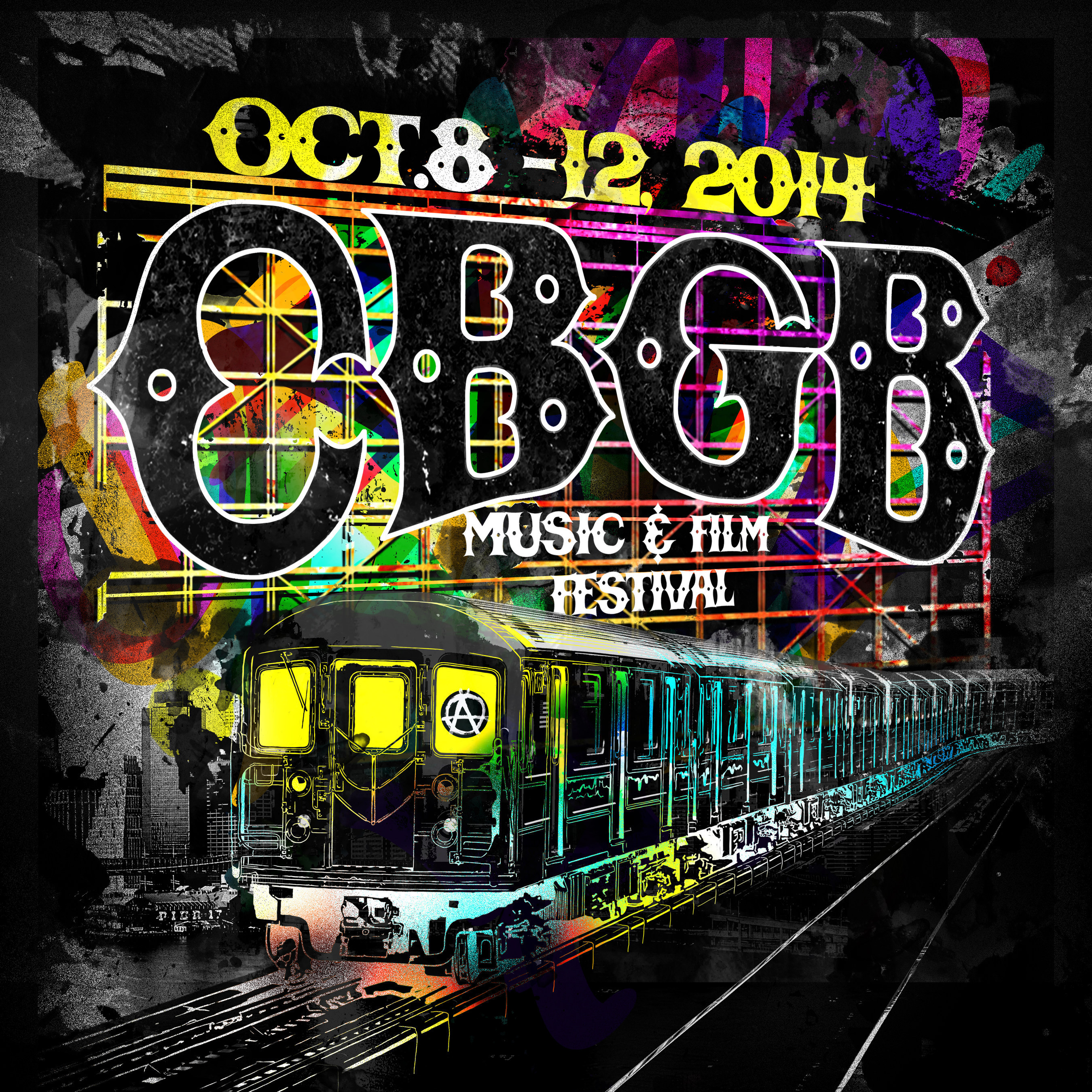 CBGB Announces 3rd Annual CBGB Music & Film Festival This October