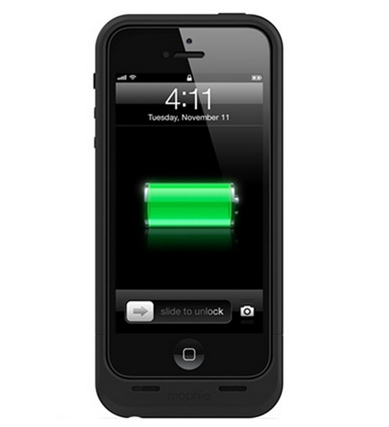mophie Launches juice pack air for iPhone 5