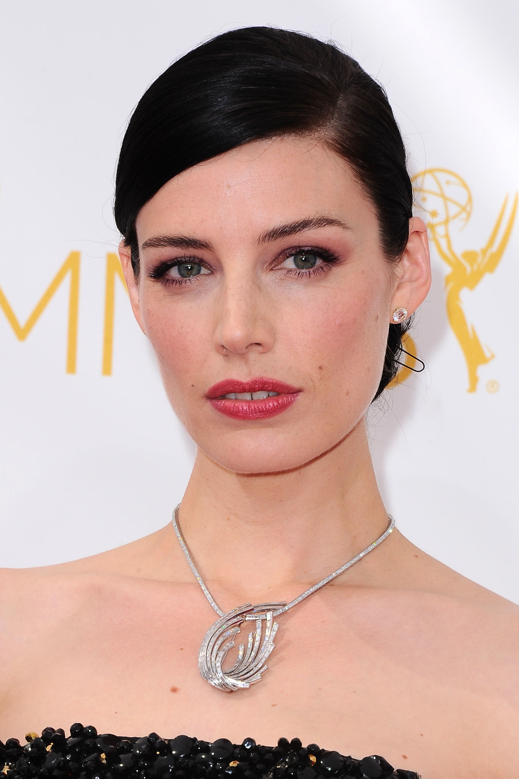 Platinum Jewelry Rules The Red Carpet At The 66th Annual Primetime Emmy Awards