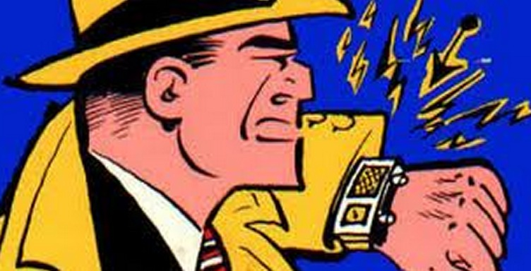 Is Apple Working on a Dick Tracy Like WATCH?