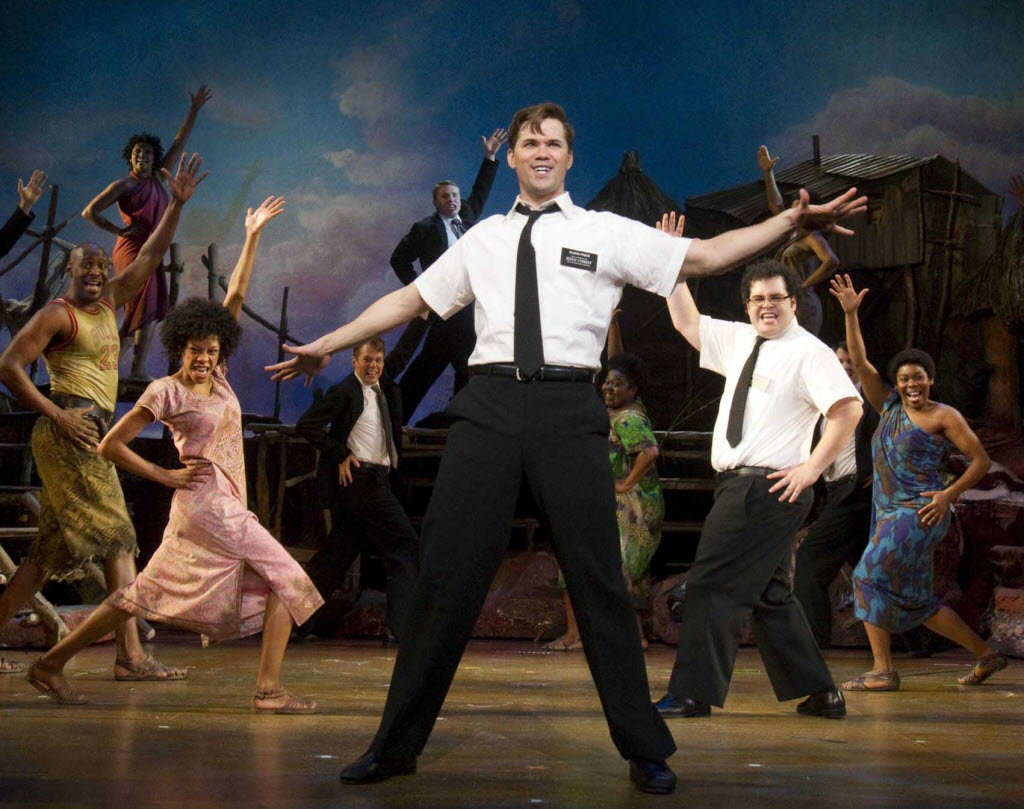 broadway course from mormon review