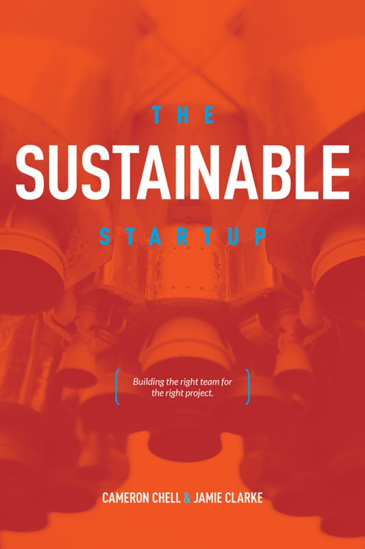 Cameron Chell Releases Debut Book, 'The Sustainable Startup'