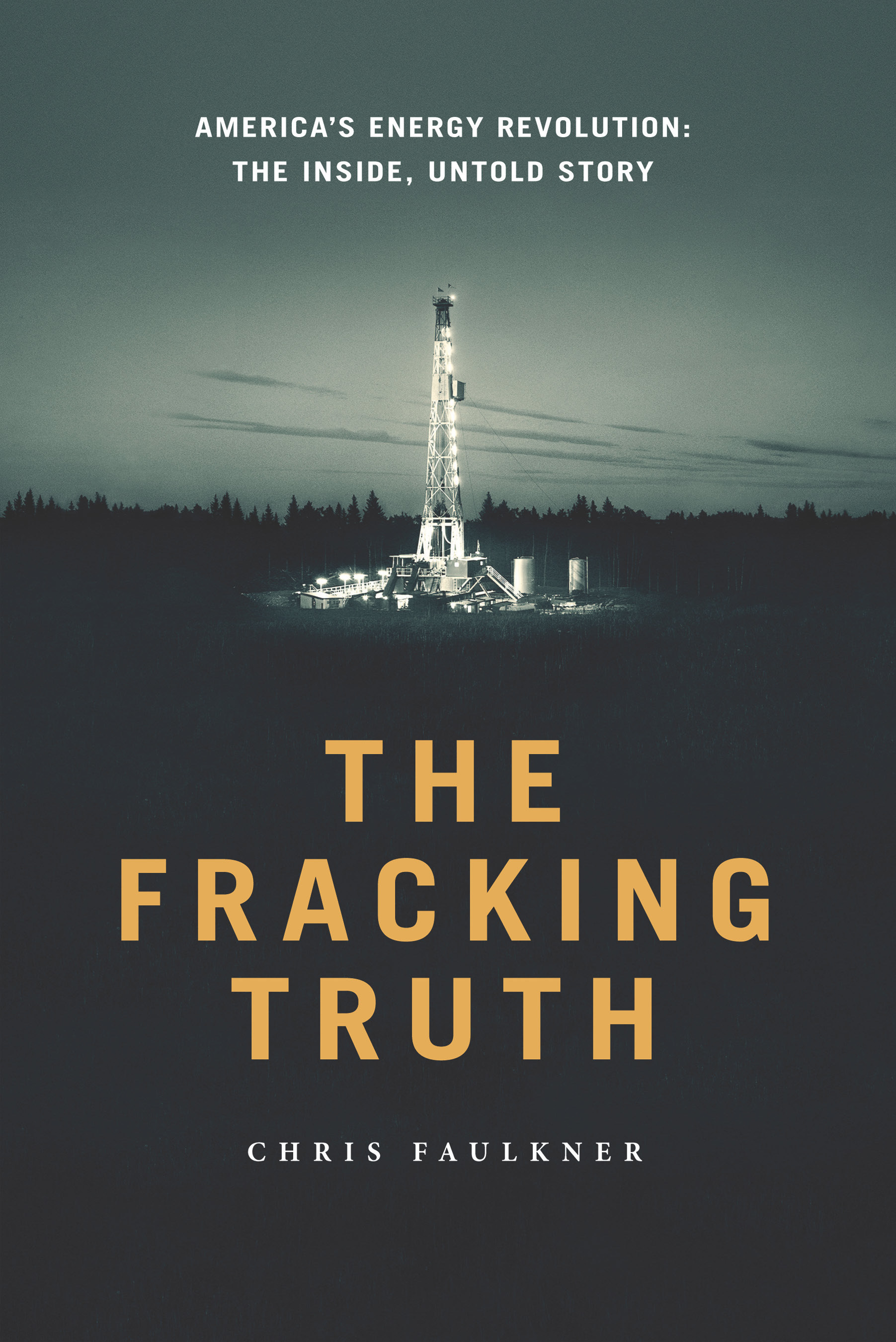 Chris Faulkner Announces 'The Fracking Truth'