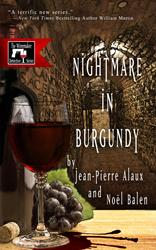 Le French Book Releases French Wine Country Mystery Book