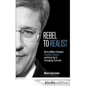 Postmedia Network Releases 'Rebel to Realist: How politics changed Stephen Harper and how he is changing Canada'