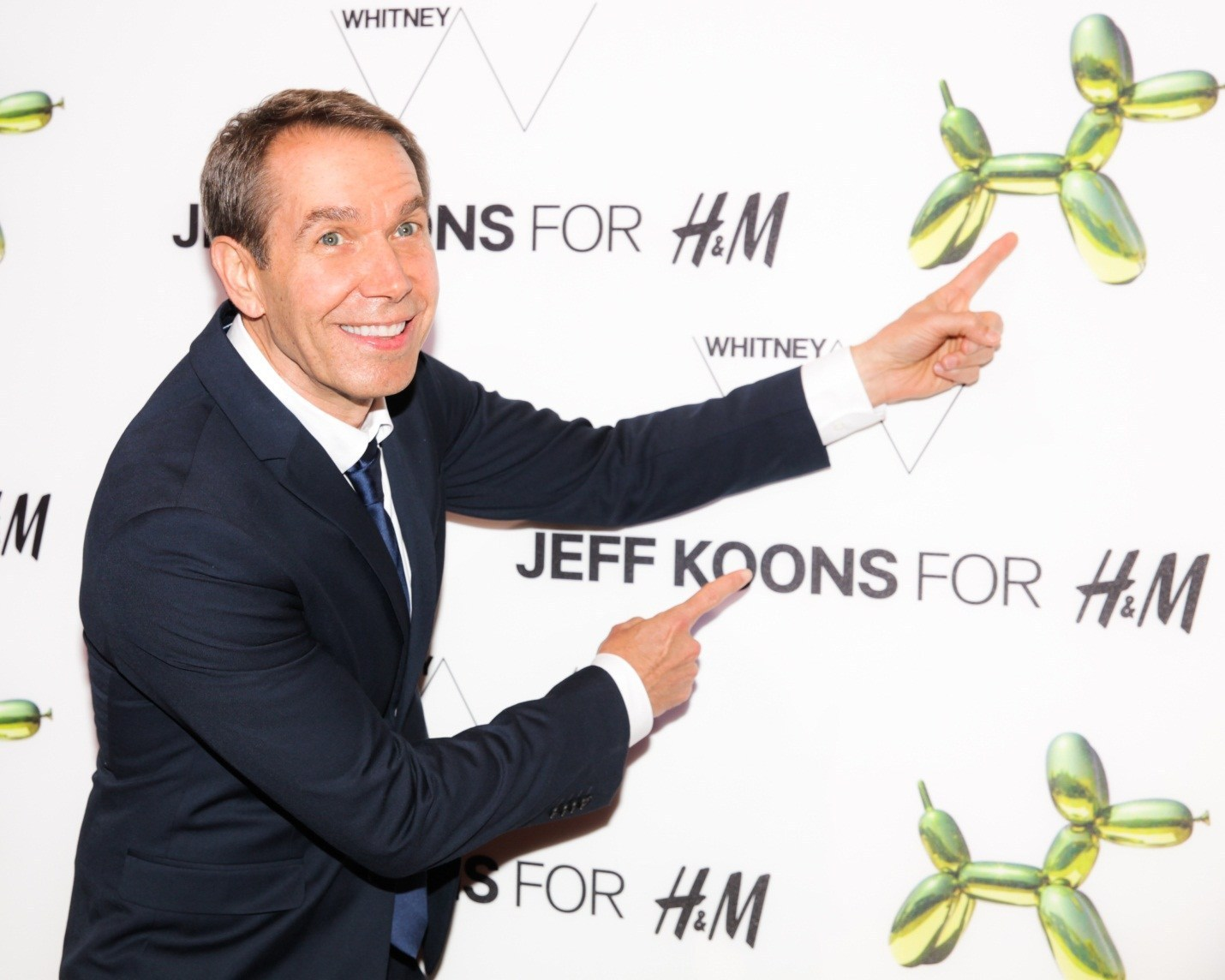 H&M, Jeff Koons and The Whitney Hosted The Opening of Largest H&M Store In The World