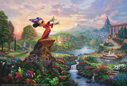 The Thomas Kinkade Company Announces the Release of Fantasia Limited Edition