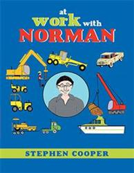 Stephen Cooper Releases AT WORK WITH NORMAN