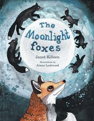 Janet Killen and Aimee Lockwood Release THE MOONLIGHT FOXES