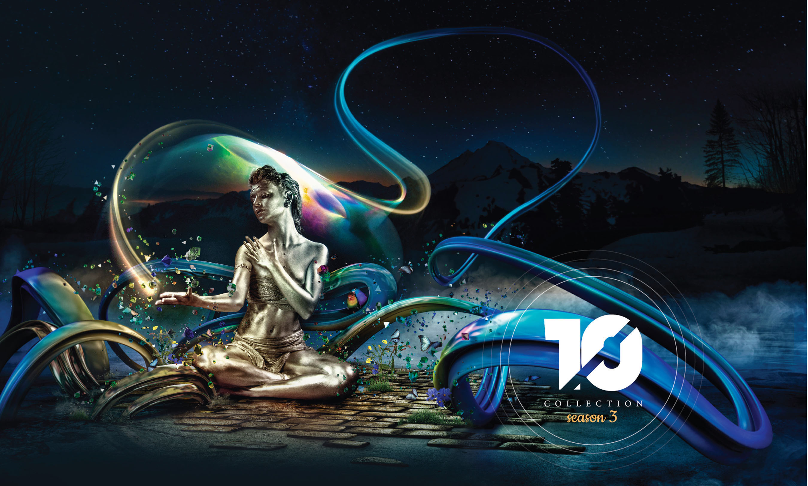 Fotolia Presents TEN Collection with Photographers and Designers Showcasing Vision of the Future