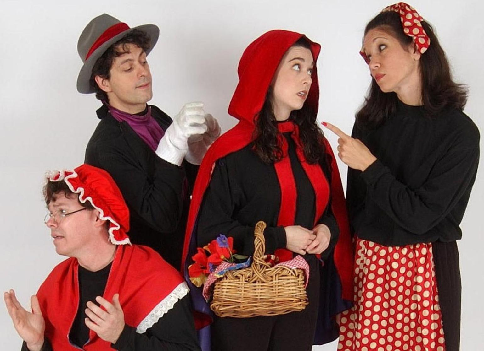Pushcart Players to Present