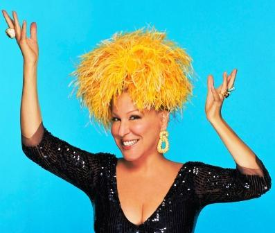 Twitter Watch: Bette Midler- 'If it hadn't been for Colony I'd still be in the chorus!'