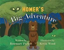 New Picture Book HOMER'S BIG ADVENTURE is Released