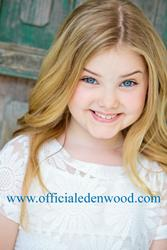 Eden Wood Stars as Darla in All-New Movie THE LITTLE RASCALS SAVE THE DAY