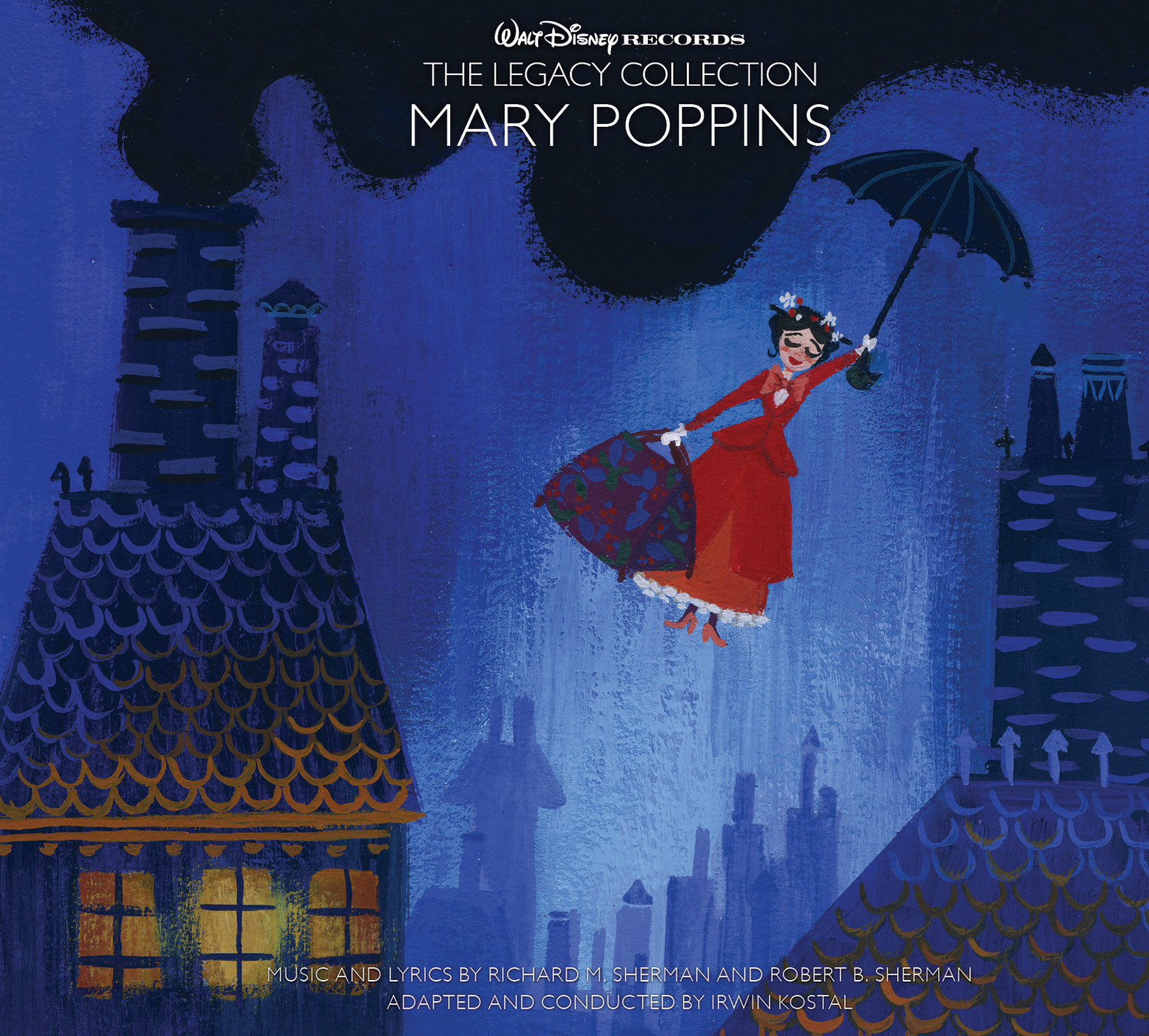 Walt Disney Records to Release MARY POPPINS Legacy Collection, 8/26