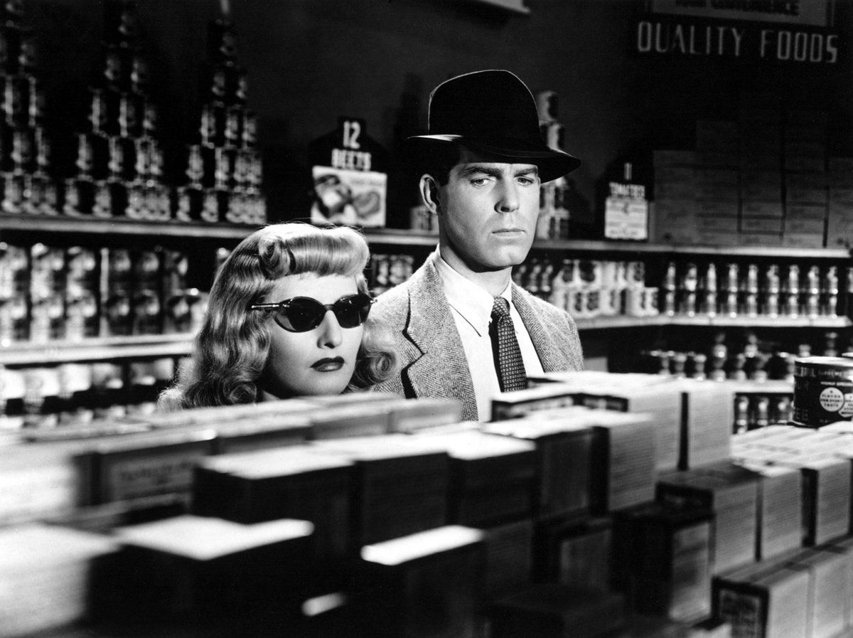 Two Film Classics DOUBLE INDEMNITY and TOUCH OF EVIL on Blu-ray, 4/15