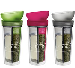 The Tea Spot Announces Distribution of Traveler Zita—Insulated Tea Tumbler for Loose Leaf Tea On-The-Go