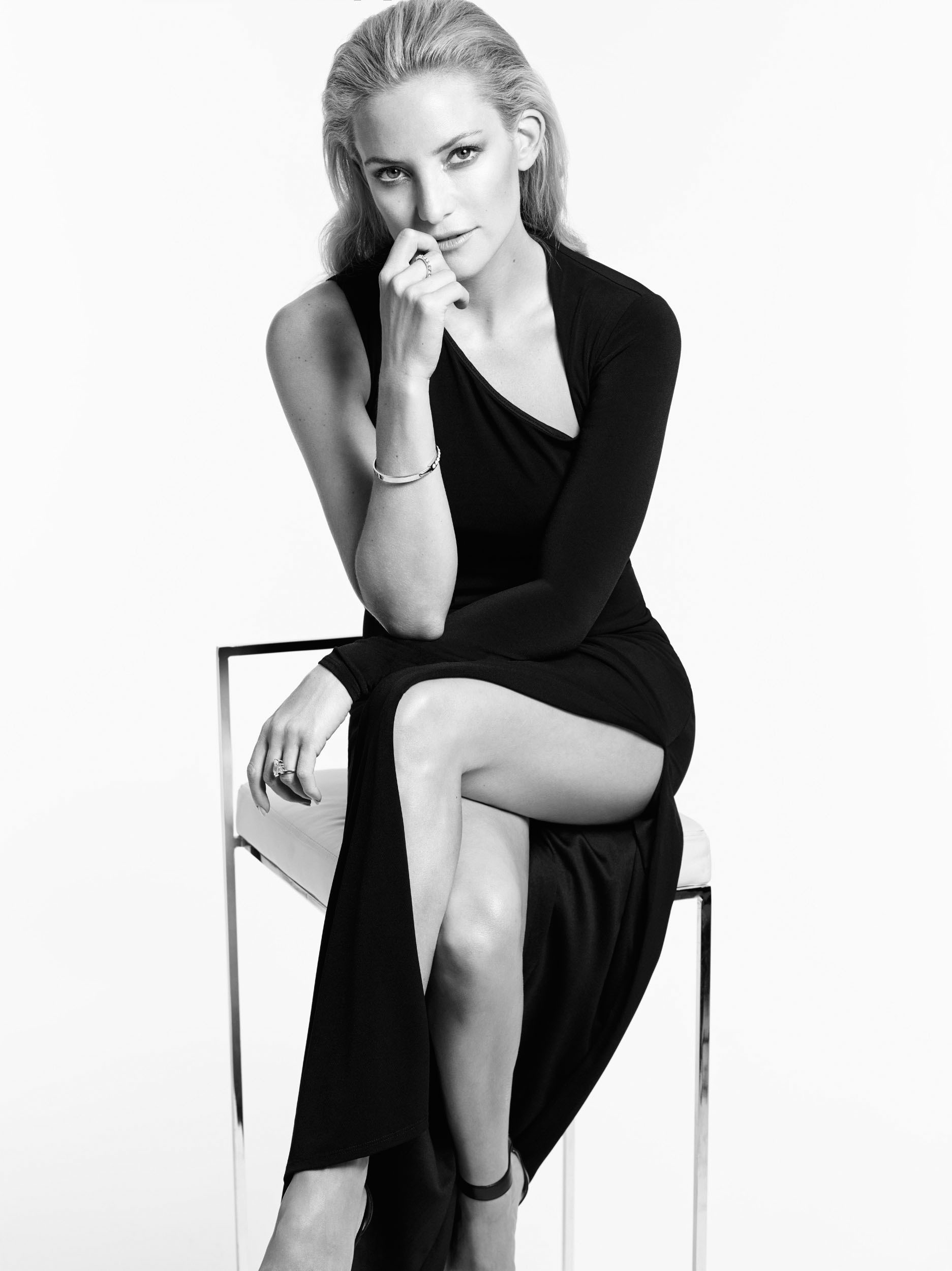 Kate Hudson is the Face for Ann Taylor's New LBD Collection