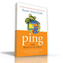 Stuart Avery Gold Releases PING THE RESCUE OF EDEN