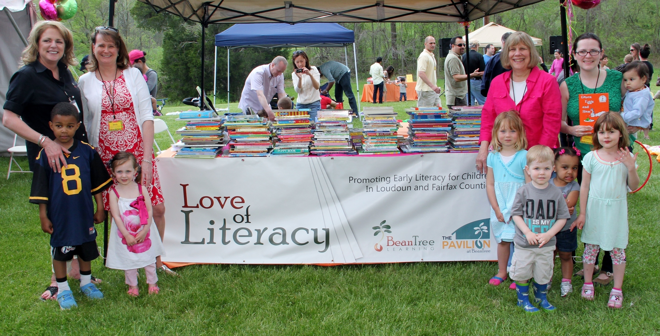 6th Annual Love of Literacy Campaign is Launched