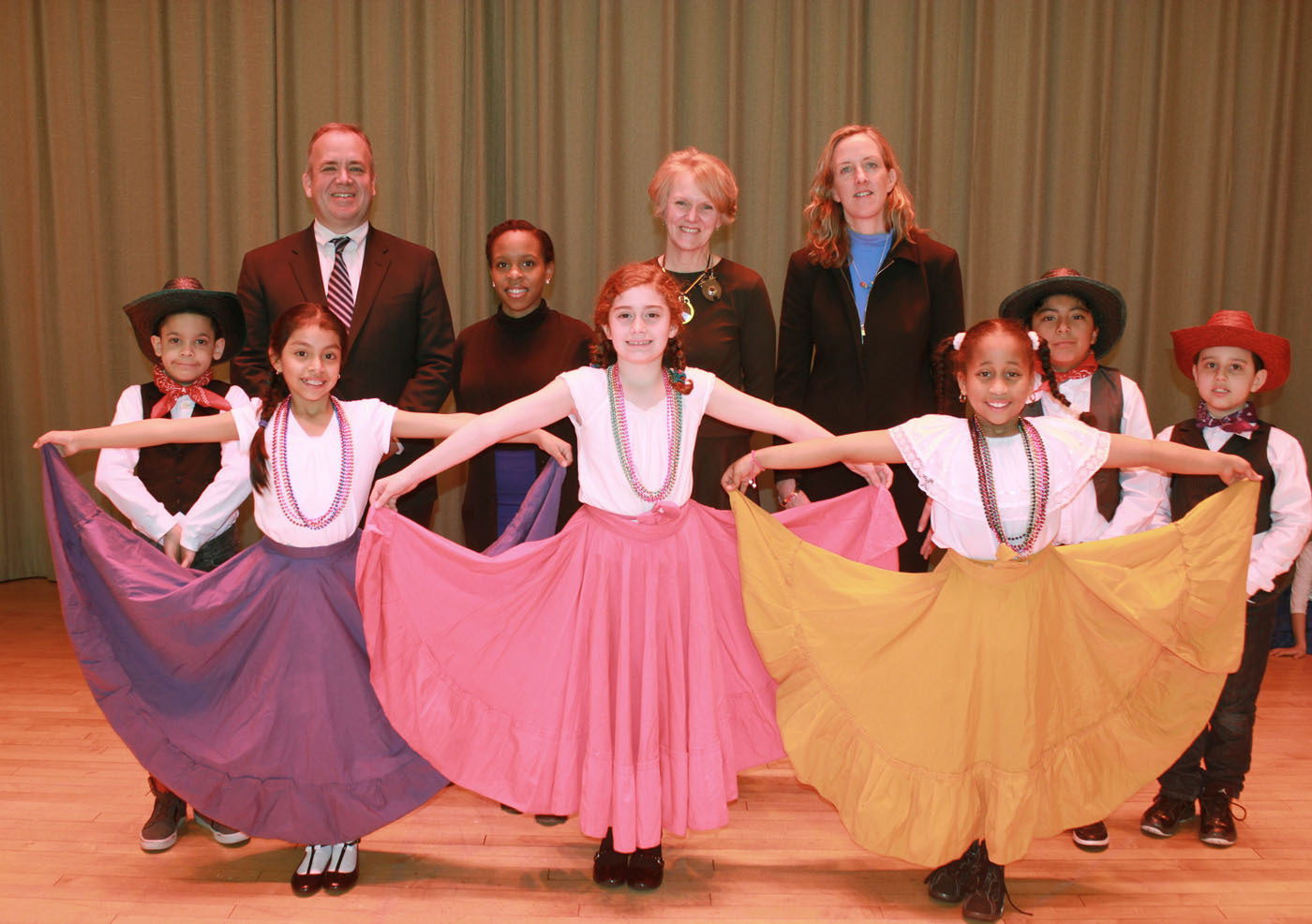 Charles E. Schumer Honors Young Audiences New York for Commitment to Further Arts Education in New York